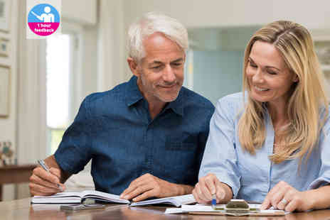 MK Financial Planning - Full pension review with one hour of feedback - Save 0%