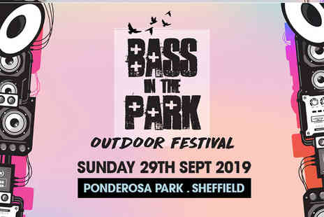 Festivus - Ticket to Bass in the Park and a £5 drinks voucher, VIP ticket see artists including DJ EZ, Andy C and Mistajam - Save 39%