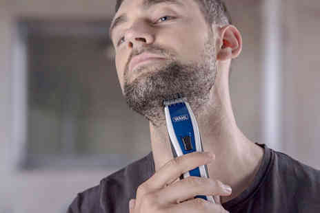 WAHL - Four in one multigroomer with rinseable blade - Save 35%