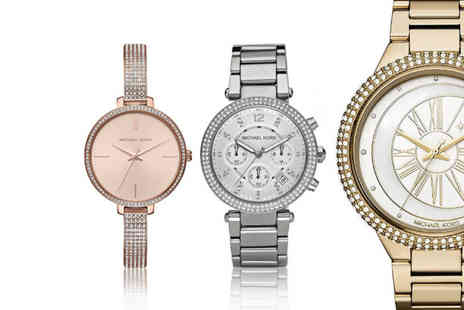 Brand Arena - Michael Kors watch choose from 11 designs - Save 64%