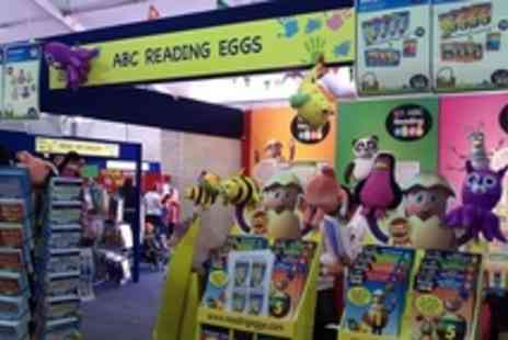 Reading Eggs - Nurture the love of reading 12 month subscription for innovative online literacy programs - Save 50%
