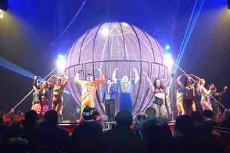Planet Circus Uncovered - One, two or four tickets from 6th September To 4th October - Save 40%