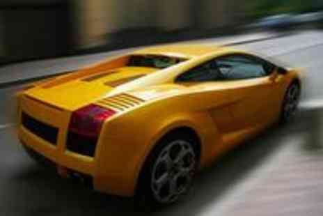 Supercar Sessions - Sports car driving experience - Save 50%