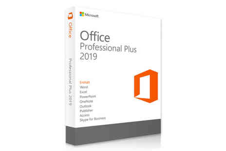 Software Giants - Microsoft Office Professional Plus software package for Windows - Save 0%