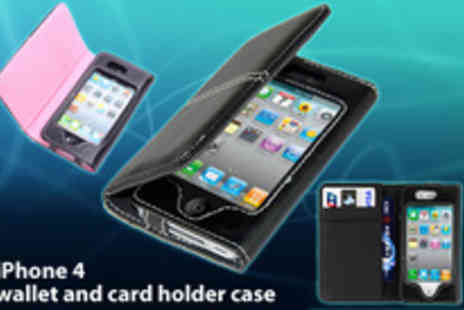 The iPhone Wallet - Need something to protect your phone Stay organised off an iPhone wallet to protect your phone, cards and cash - Save 64%
