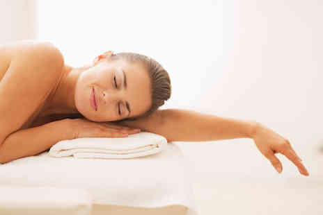 Suprina Salon and Spa - Pamper package including an one-hour full body massage and 30 minute facial - Save 67%