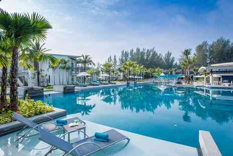The Waters Khao Lak - Four Star Sophisticated Island Escape near Bang Niang Beach for two - Save 80%