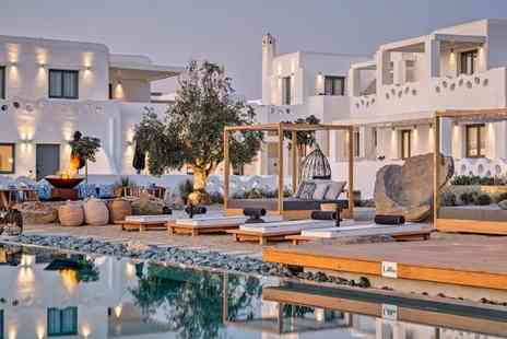 Portes Mykonos Suites & Villas - Four Star Intimate Cycladic Luxury Boutique for two - Save 0%
