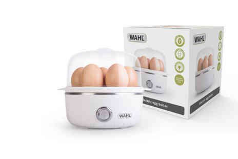 WAHL - An egg boiler boil up to seven eggs - Save 35%