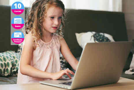 New Skills Academy - An accredited child internet safety course - Save 96%