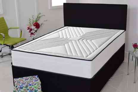 Groupon Goods Global GmbH - Minster Soft Touch Memory Foam Mattress - Save 0%