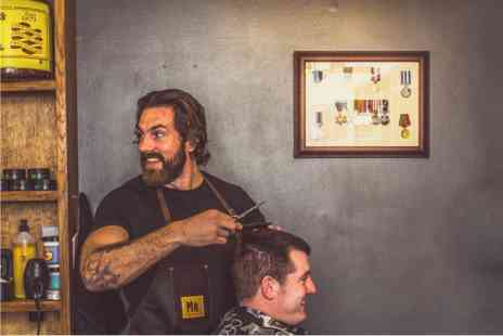 Mr Barbers - Gentlemans Haircut and Professional Product - Save 0%