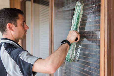 Eco Window Cleaning - Two sessions of window cleaning - Save 32%