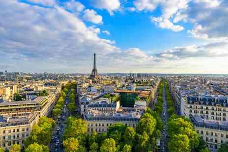 Fly Trip Travel - Four Star Escape with a two, three or four nights getaway to Paris Now with the ability to choose your flight - Save 0%