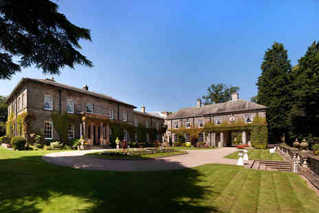 Doxford Hall Hotel & Spa - Spa day for one person including a two course lunch at an AA Rosette awarded restaurant - Save 55%