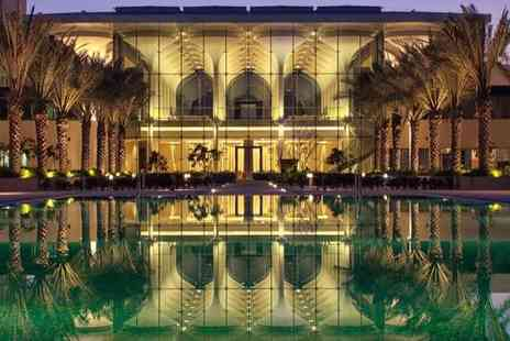 Kempinski Hotel Muscat - Five Star Luxury Spa Hotel on Gulf of Oman with Optional Abu Dhabi Stay - Save 0%