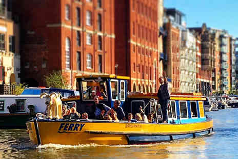 Bristol Ferry Boats - Adult single ticket or family ticket - Save 39%