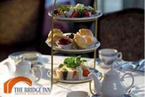 The Bridge Inn - Afternoon Tea For Two - Save 61%