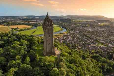 Ed Private Tours - Wallace monument, Stirling Castle, Linlithgow palace, Day Tour - Save 0%