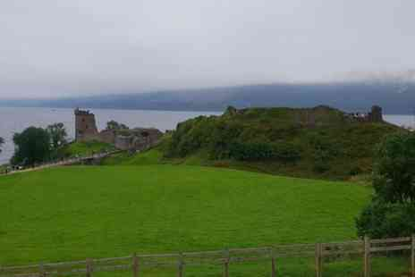Ed Private Tours - Loch Ness, Highlands, Urquhart Casle, Whisky, Day Tour from Edinburgh - Save 0%