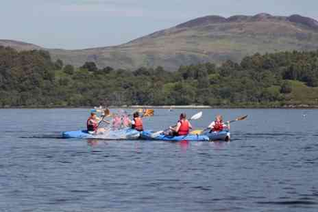 Loch Lomond Leisure - Guided kayak tours - Save 0%