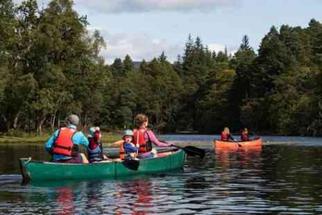 Loch Lomond Leisure - Guided canoe tours - Save 0%