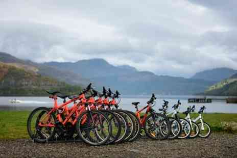 Loch Lomond Leisure - Bike hire - Save 0%