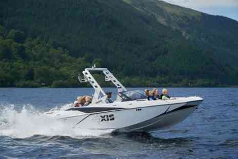 Loch Lomond Leisure - Private speedboat trips - Save 0%