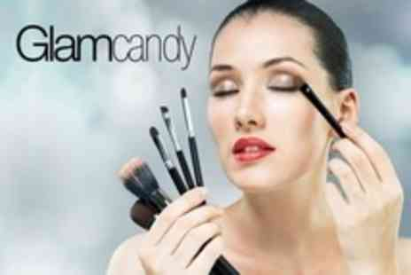 GlamCandy - One Hour Glamourize Make Up Course For One - Save 34%