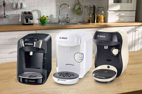 Trojan Electronics - Refurbished Tassimo coffee machine - Save 0%