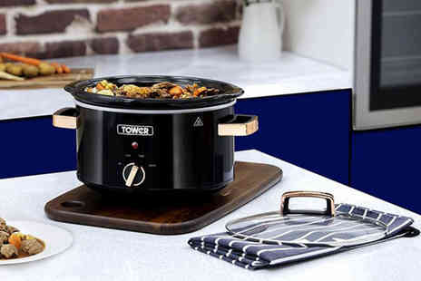 Smart Retail Goods - Stainless steel slow cooker - Save 70%