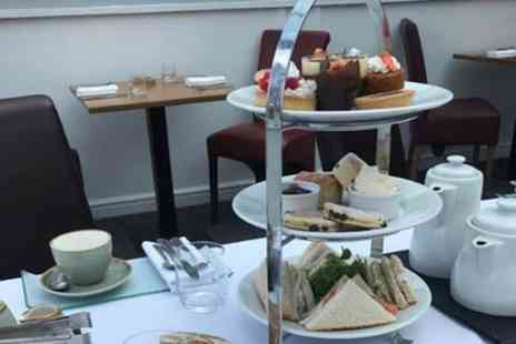 The Old Rectory Hotel - Afternoon Tea with Optional Prosecco for Two or Four - Save 37%