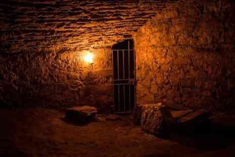 Surprise Me - Underground Vaults Self Guided Tour with Mobile app - Save 0%