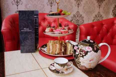 Best Western Great London Hotel - Afternoon Tea for Two or Four - Save 25%