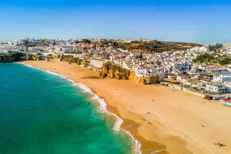 Super Escapes Travel - Three nights all inclusive Algarve holiday with return flights - Save 33%