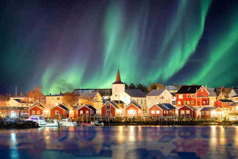 Super Escapes Travel - Two nights Iceland holiday with breakfast and return flights - Save 53%