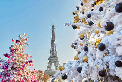 Bargain Late Holidays - Two nights Paris Christmas market break including breakfast and flights - Save 25%