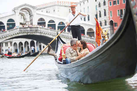 Super Escapes Travel - Two nights Venice holiday with return flights - Save 22%