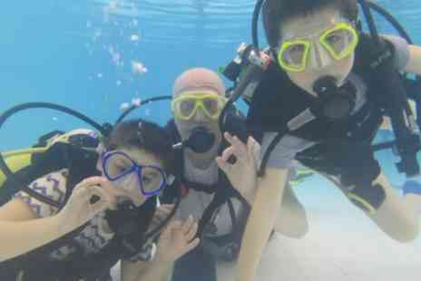 Hidden Depths Scuba School - Two Hour Discover Scuba Session for One or Two - Save 38%