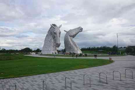 Mark Wilson - Kelpies and Falkirk Wheel Tour - Save 0%