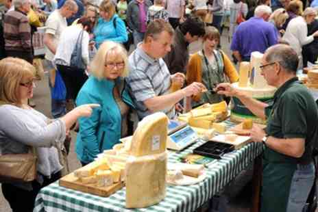 East Midlands Food Festival - General admission tickets for two or four on 5th To 6th October - Save 40%