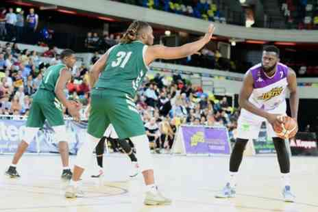London Lions Basketball - One premium adult or family ticket from 29th September To 18th December - Save 53%