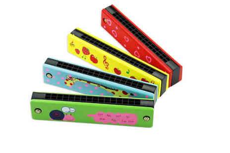 Spezzee - Kids toy musical harmonica - Save 43%