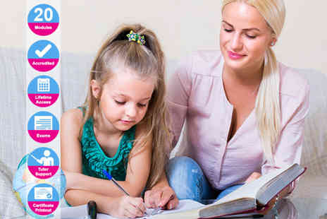 New Skills Academy - Accredited Level 2 teaching assistant course - Save 94%