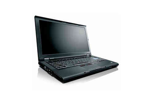 TECHY TEAM - Refurbished 2GB IBM Lenovo T410 Intel Core 160GB 2.4GHz laptop, £125 for 4GB - Save 75%
