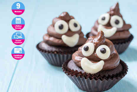 New Skills Academy - Online emoji cupcake decorating course - Save 82%