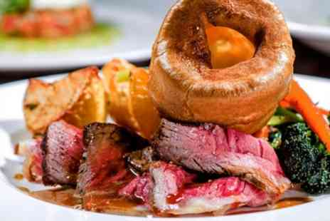 Findon Manor - Sunday Roast for Two or Four - Save 25%