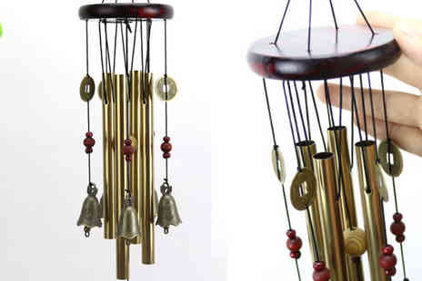 Spezzeee - An ancient Chinese-style wind chime choose from five styles - Save 73%