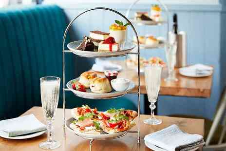 Casual Dining Group - Afternoon tea for two people - Save 24%
