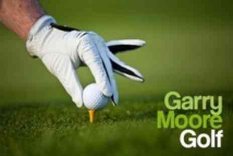 Garry Moore PGA EuroPro Tour - One 60 Minute Golf Lessons - Save 55%